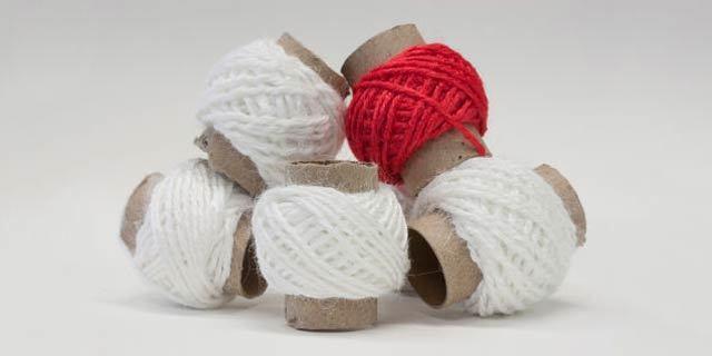 手触りはまるでカシミア。この特殊な糸の原材料は…