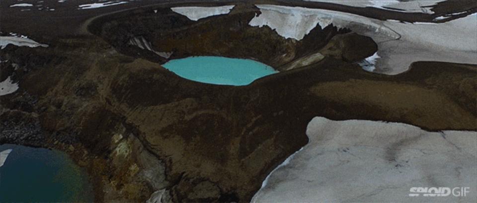 これが地球? 宇宙一の景色が広がる国アイスランド