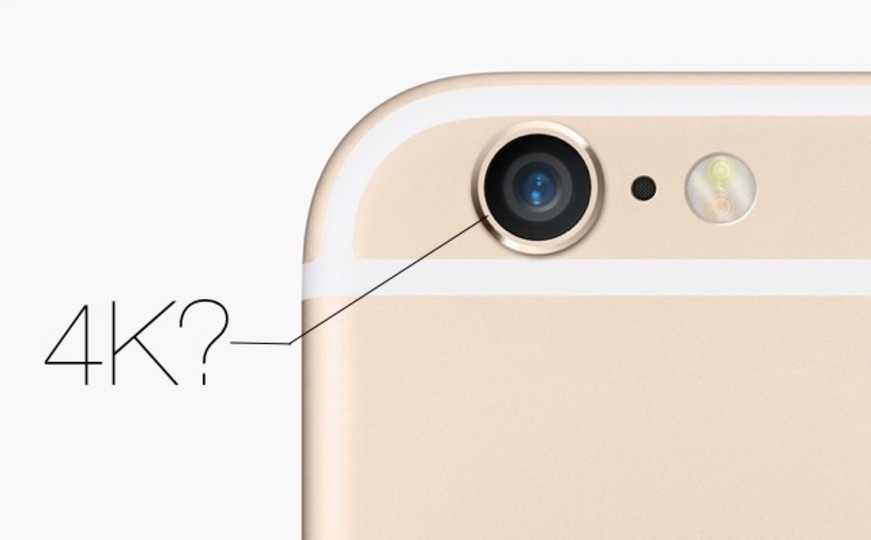 iPhone 6sは4K動画撮影対応? アップルはすでにCM撮影中との噂
