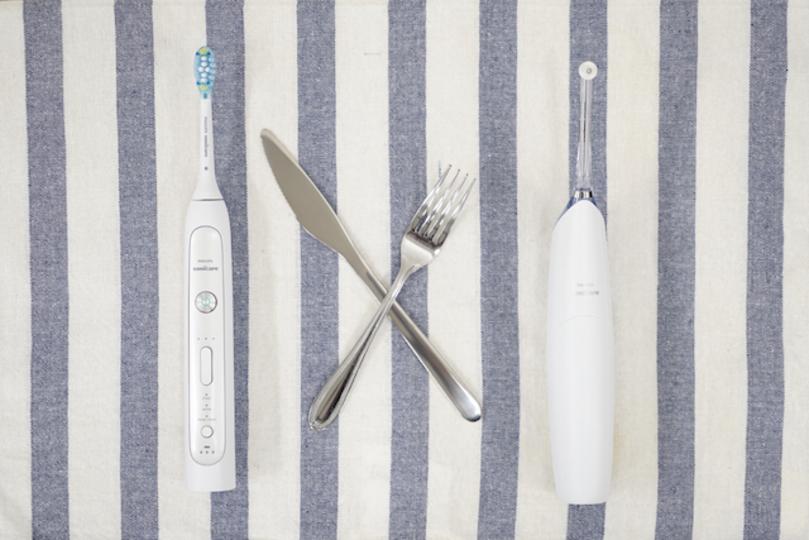 組み合わせると無敵。デザイナーが語る、電動歯ブラシと電動デンタルフロスの最強タッグとは