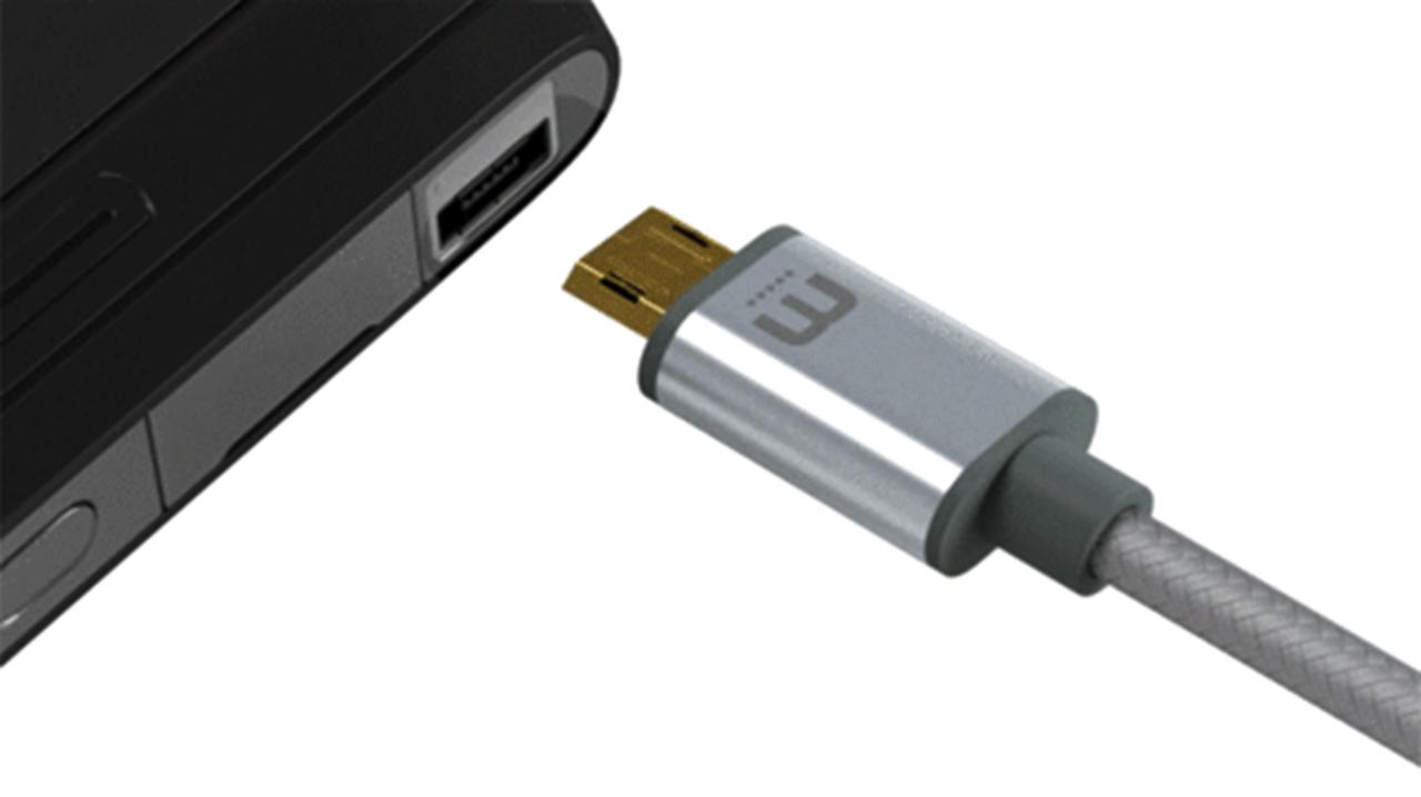 来たよ、ついに来た。micro-USBにもリバーシブルの時代がやってきた!