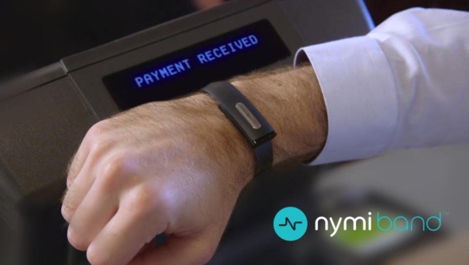 鼓動で認証。心電図認証リストバンド、Nymi