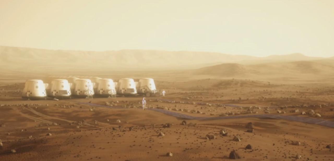 人類を火星に移住させる「Mars One計画」は相変わらず杜撰すぎる