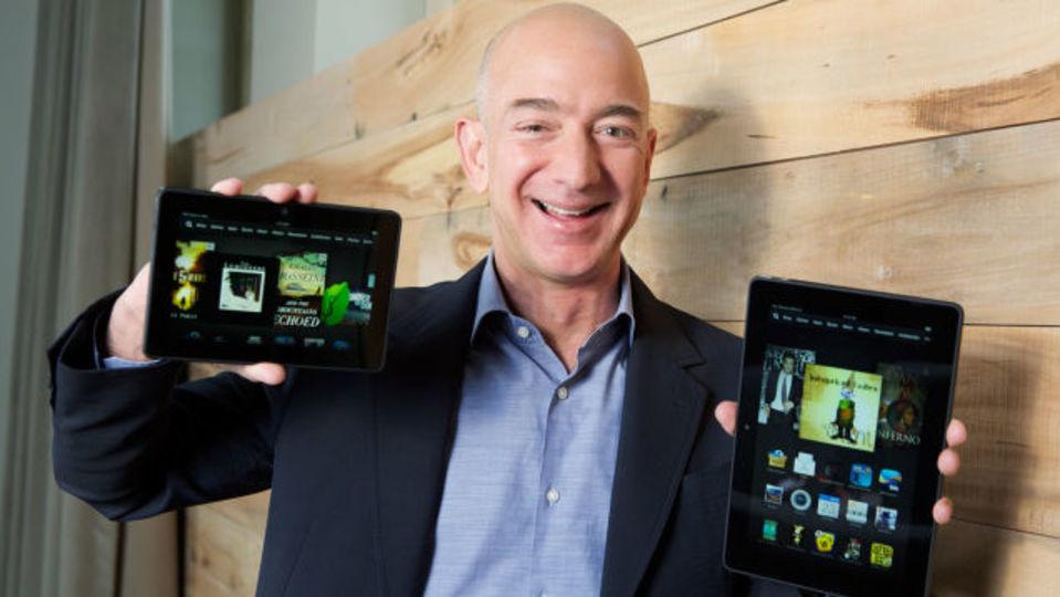 「アマゾンで働くの、そんなにつらい?」とジェフ・ベゾス所有のメディアが記事を掲載