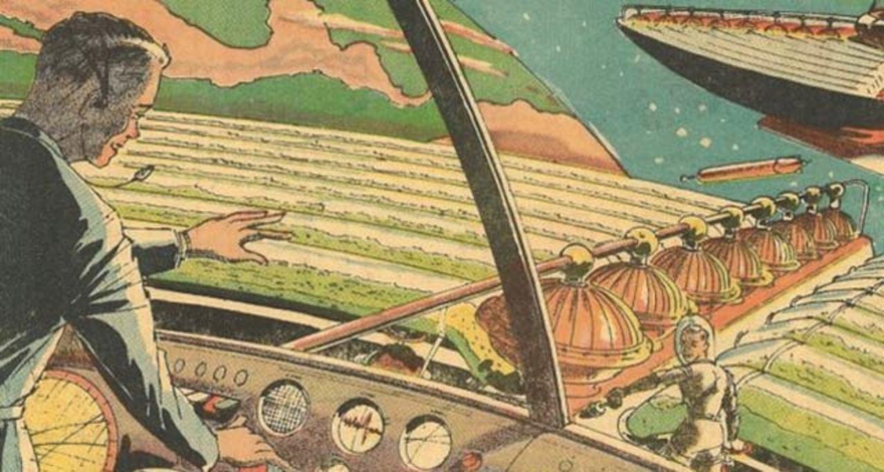 1959年に描かれた未来は、2015年の我々にとってもまだまだ未来である