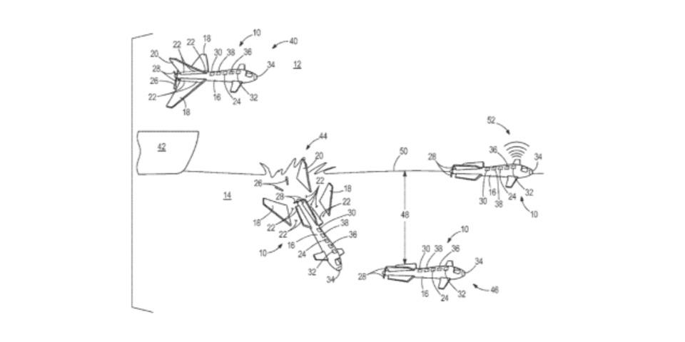 空飛ぶ潜水艦か、潜る飛行機か。ボーイング社が新たな特許を取得