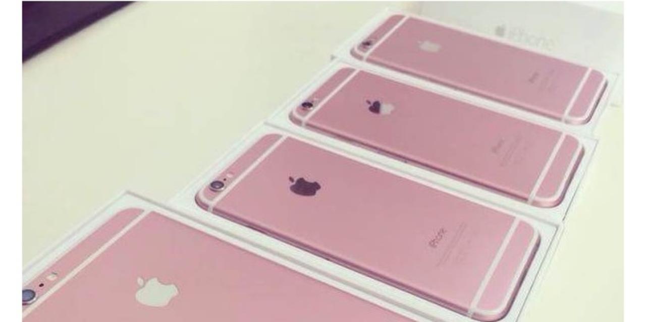 iPhone 6sには、ピンクモデルがある!かも!