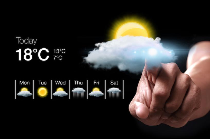 これからのビジネスに大切なこと、それはお天気なんです