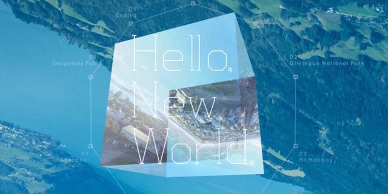 約10分間のすんごい360度バーチャルトリップ。世界の絶景をワープする「warp cube」が体験できるよ