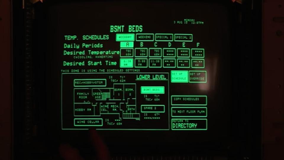 1985年のホームオートメーションシステムが意外と使いやすそうだ
