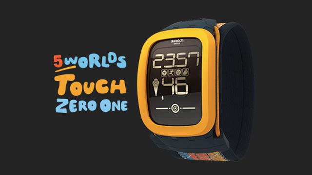 「Apple Watchはオモチャ」スウォッチがスマートウォッチをシリーズ展開することを発表