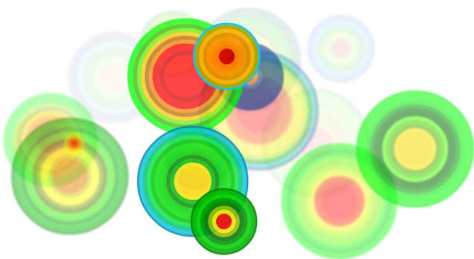 アーティストは難解なデータすら美しく表現する