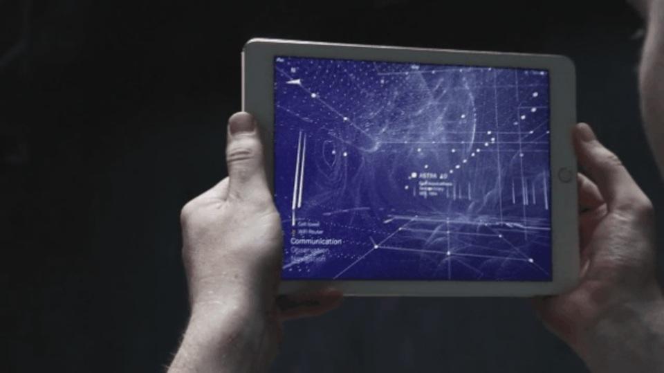 もし電波が見えたら、世界はこんなかんじ。ARアプリが登場予定