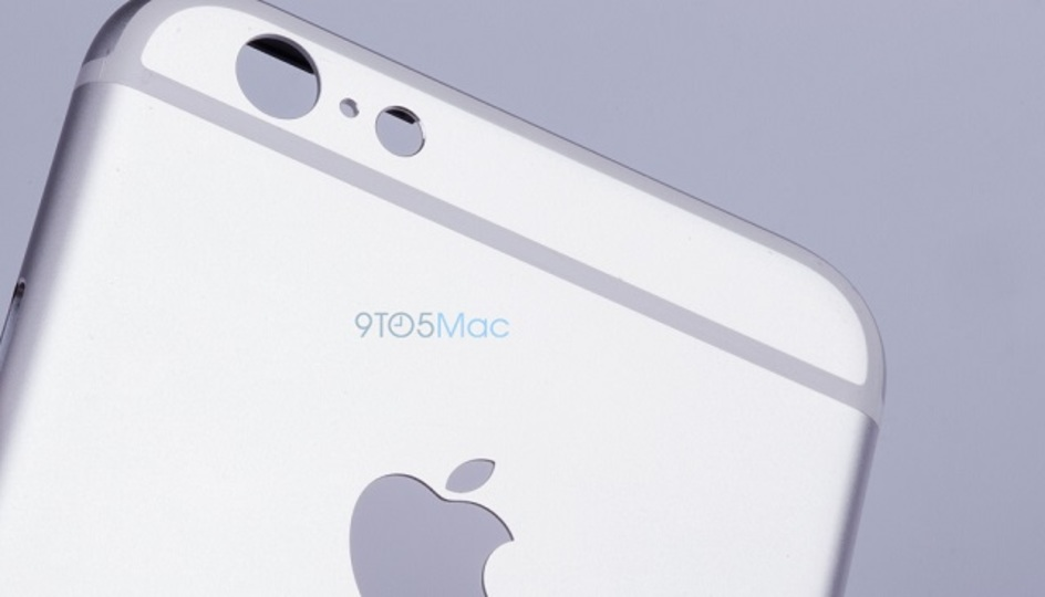 iPhone 6sのカメラ情報:1200万画素、4K録画、セルフィー用フラッシュ