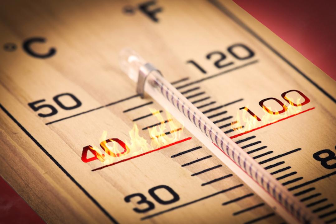 日本の暑さを超える中近東の猛暑が、なんと観測史上記録破りのレベルだった