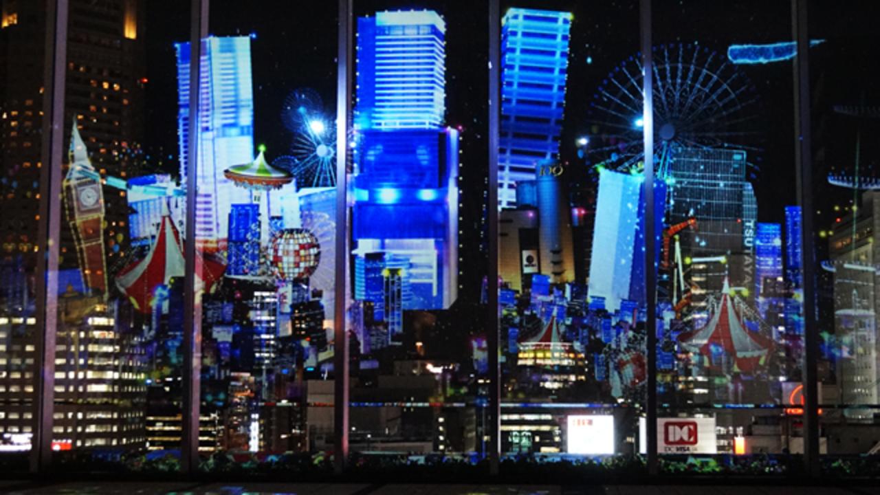 渋谷の夜景が変わる瞬間! 本日から開催の「CITY LIGHT FANTASIA by NAKED」はココがすごい