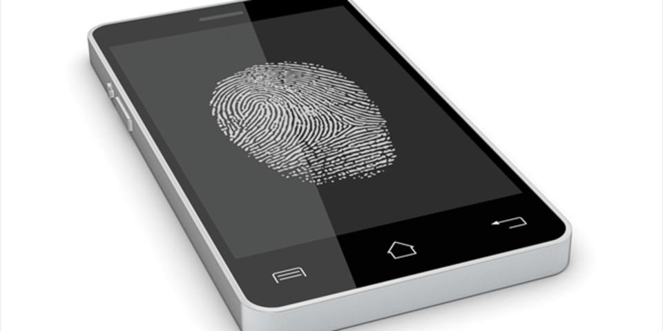 遠隔からでもスマホの指紋データをハッキングできるらしい