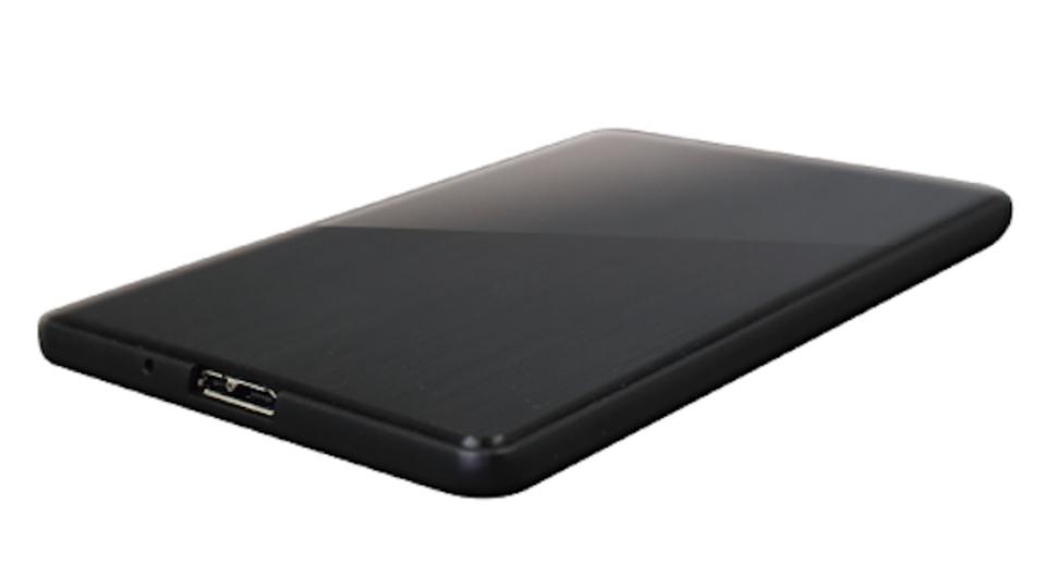 薄いのに安心なモバイルHDD「Mini SHELTER」