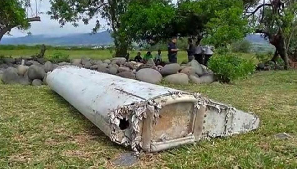 マレーシア不明機の翼の残骸がだんだん妙な話になってきた