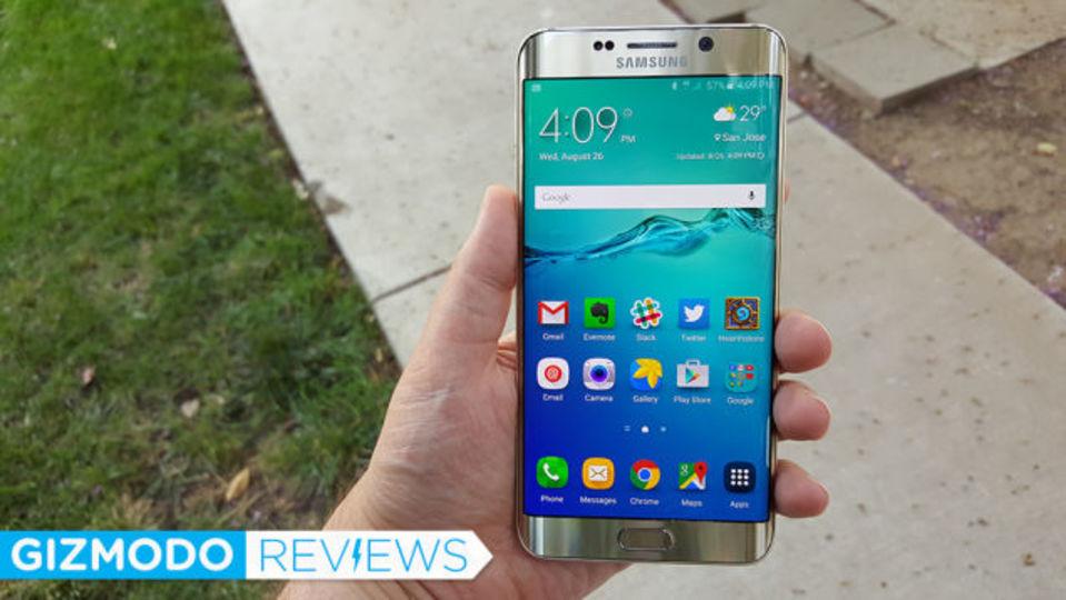Galaxy S6 Edge+、曲がってる意義は見出だせるのか