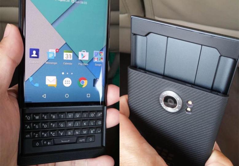 はじめまして。いや、久しぶり? 既視感あふれる新型BlackBerry