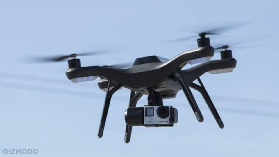 米政府公認、ドローン飛行OKの場所をチェックするアプリ「B4UFLY」