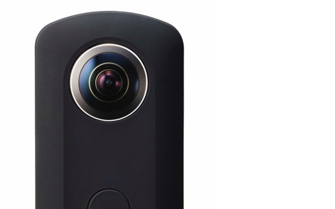 より美しく世界をライブビューで。リコーの全天球撮影カメラ上位モデル「RICOH THETA S」