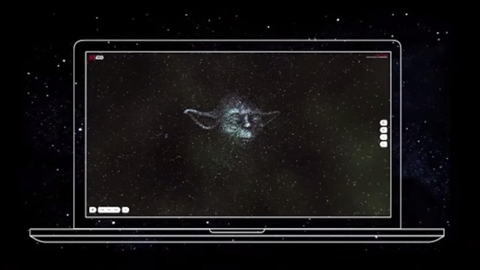 スター・ウォーズのための写真共有サイト、その名も「Share the Force」