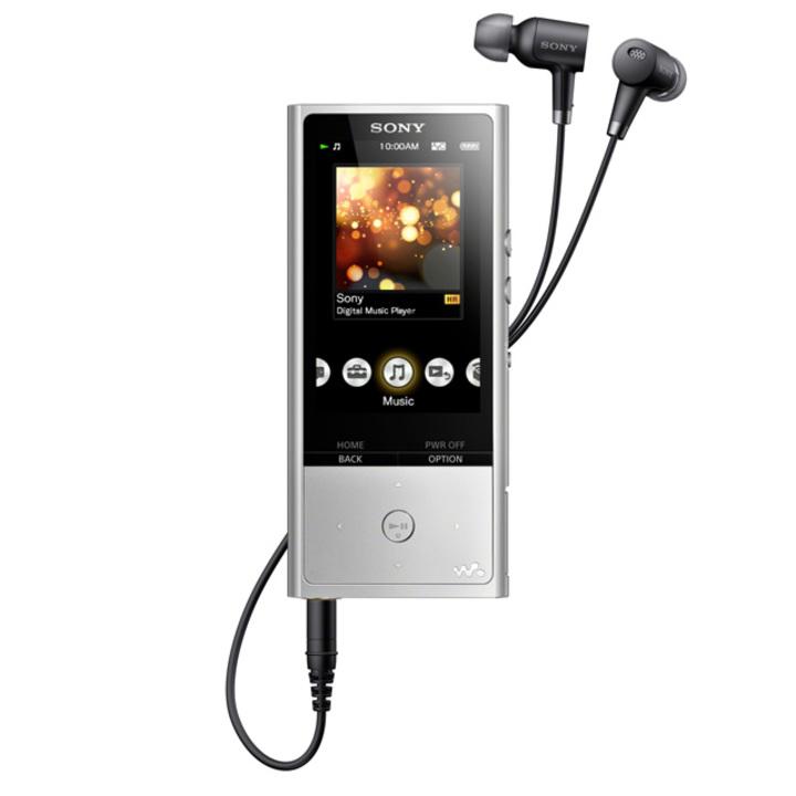 ノイキャンイヤフォンもつくハイエンドウォークマン「NW-ZX100HN」