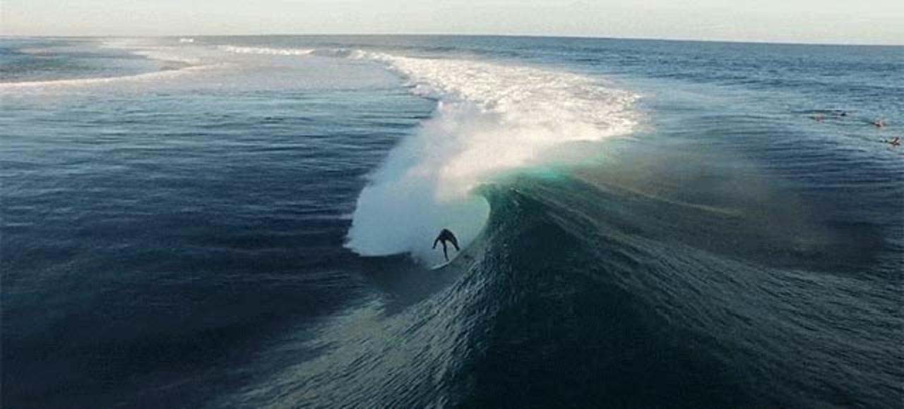 ドローン撮影でサーフィンはもっと魅力的になる