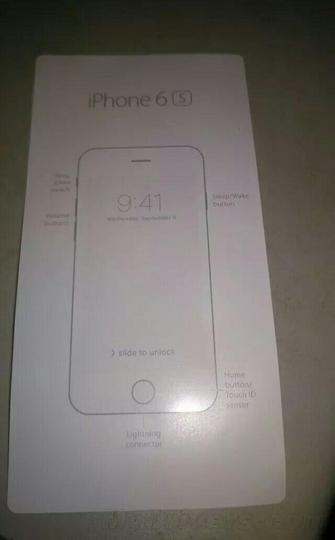 iPhone 6s同梱の説明書が流出。ボタン配置が判明