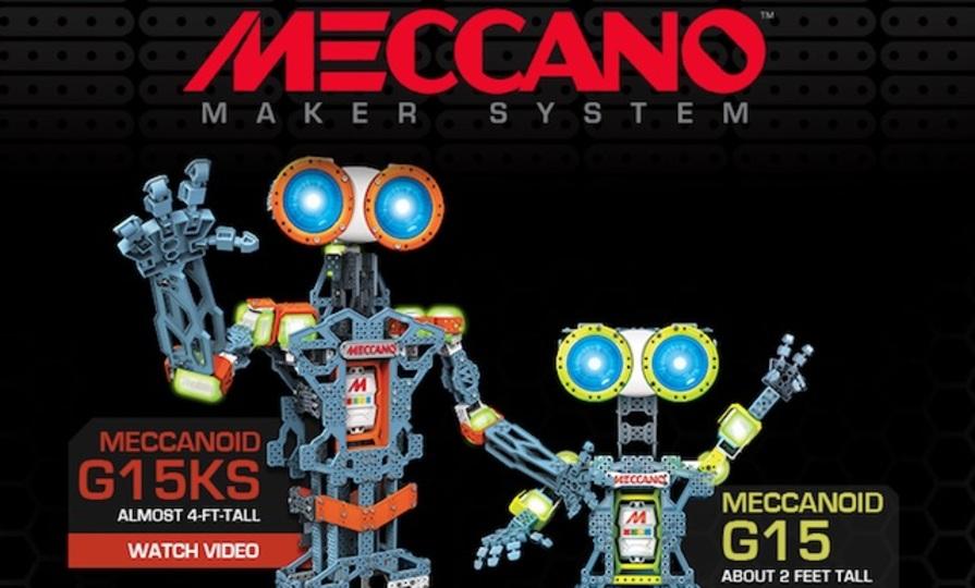 こいつ...人の動きを真似て動くぞ! 122cmの組み立てロボット