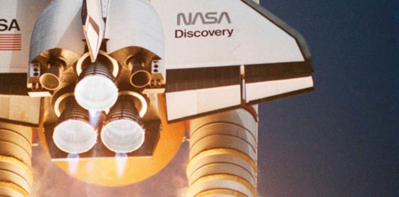 美しくも皮肉な運命、短命に終ったNASAの「ワームロゴ」の話