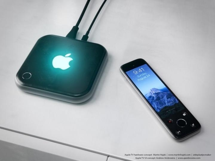 発表直前! 新型Apple TVと新リモコンはこんなデザインになるかも?