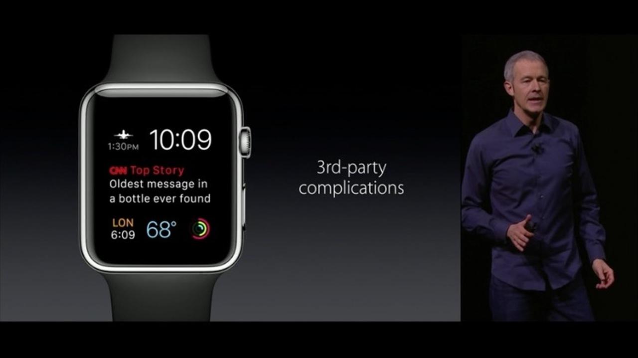 Apple Watchの新OS、Watch OS 2が発表されました!