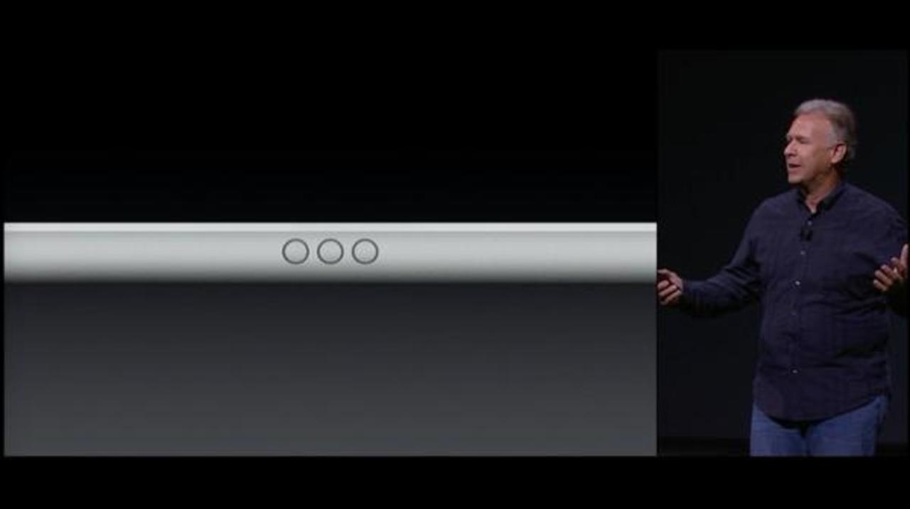 「iPad Pro」発表:スマートコネクタ搭載、キーボードとダイレクトに接続