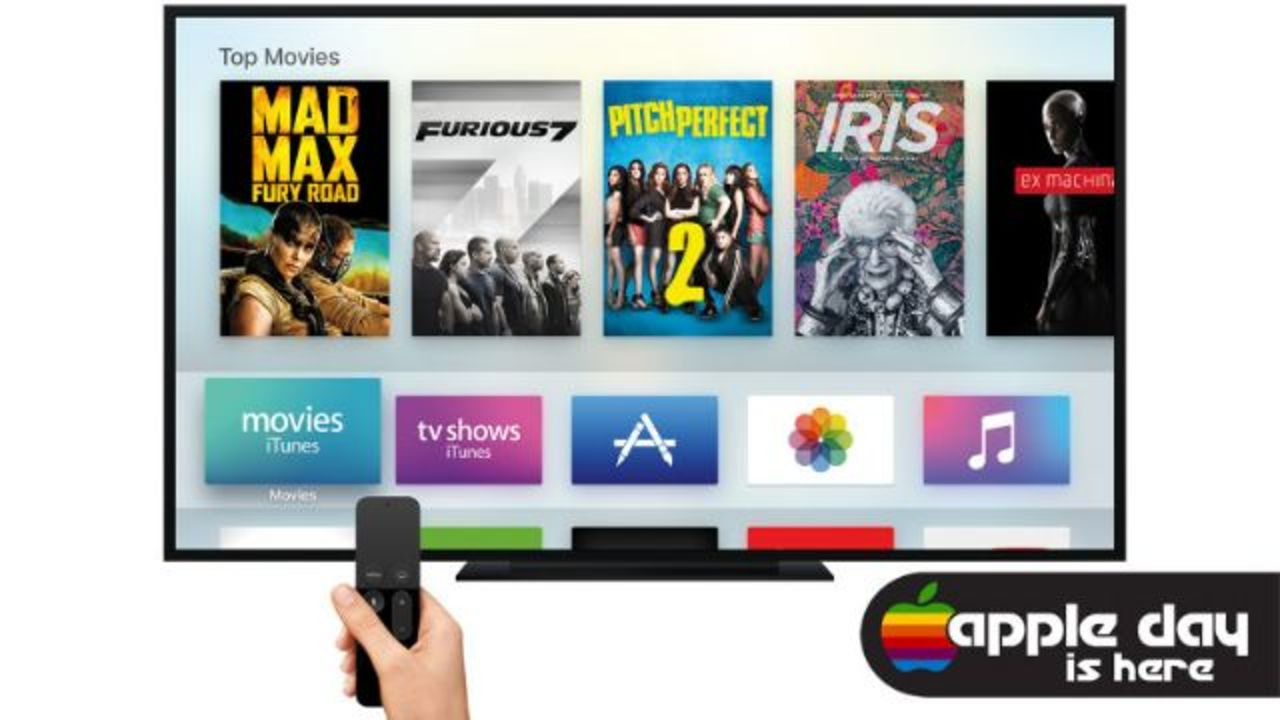 8年待ったApple TV、ついにApp Storeが誕生