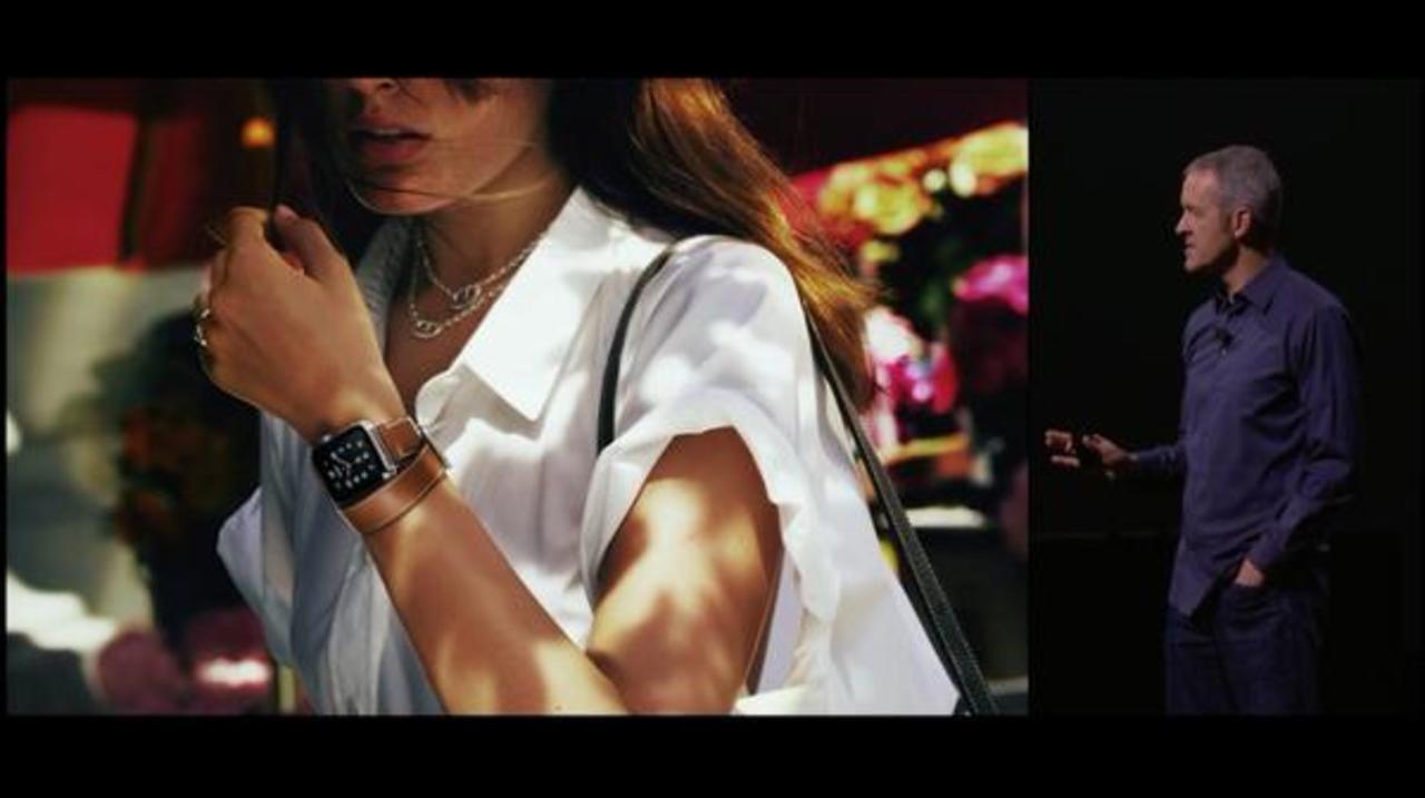 Apple Watchにエルメス登場。手縫いレザーに専用フェイス