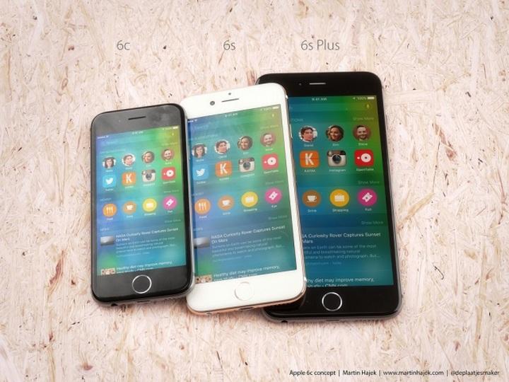 今日iPhone 6cが発表される…そんな夢を見たんだ
