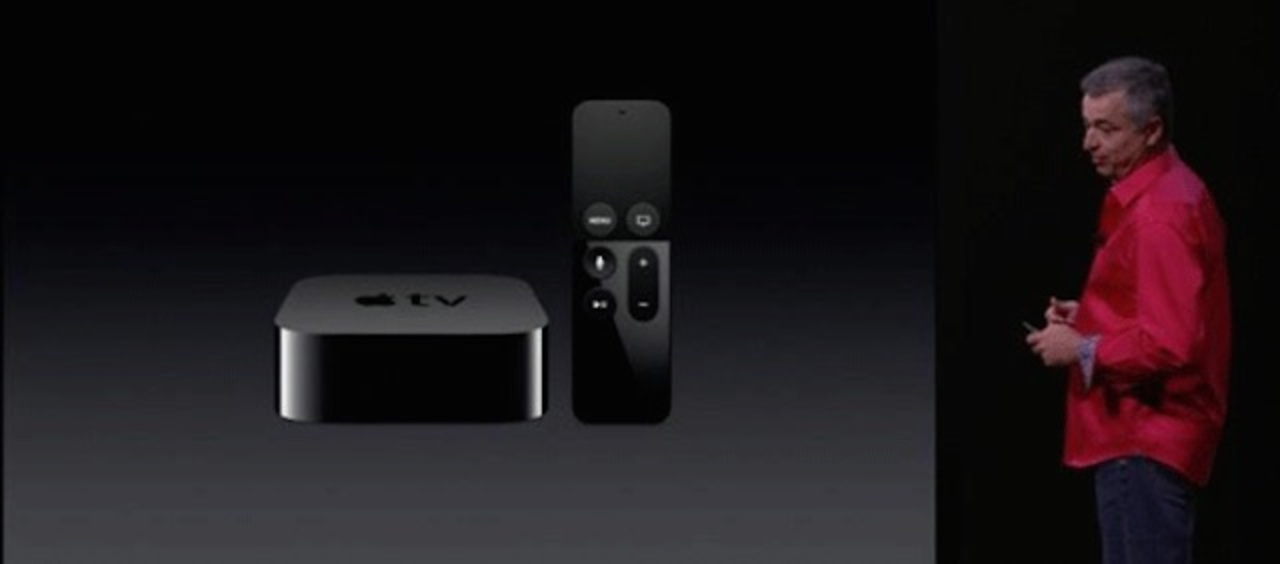 Apple TV、据え置きゲーム機としても使えます