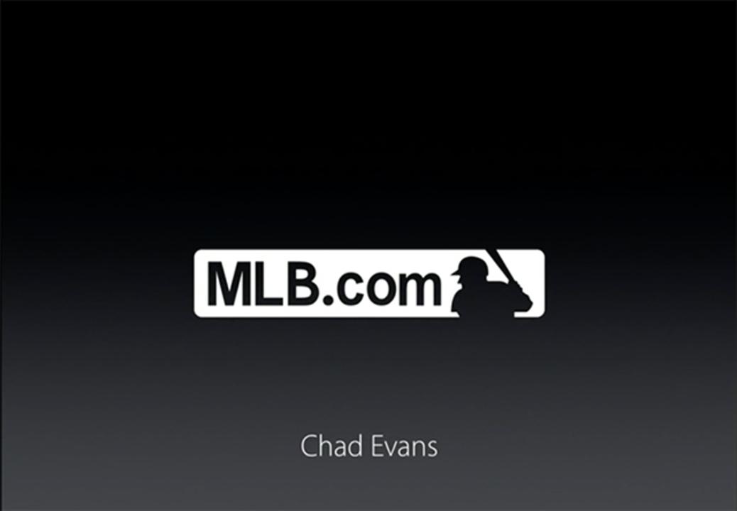 新型Apple TVで大リーグの試合が見られます