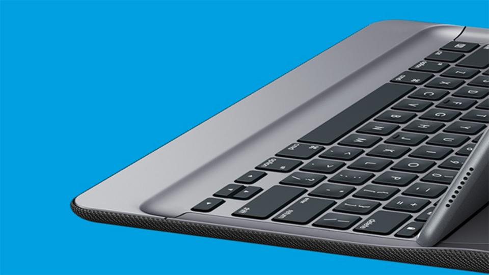 ロジクール、早くもiPad Pro用キーボードを発表。11月に発売