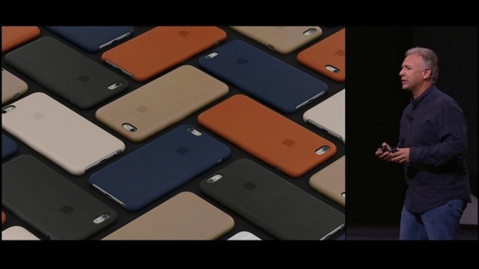 iPhone 6s用にカラフルな純正ケースとドックが登場