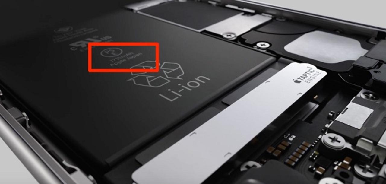 気づかいないかも? iPhone 6sのバッテリー容量はちょい減少