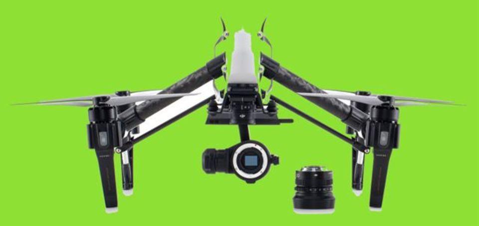 マイクロフォーサーズ、空を飛ぶ