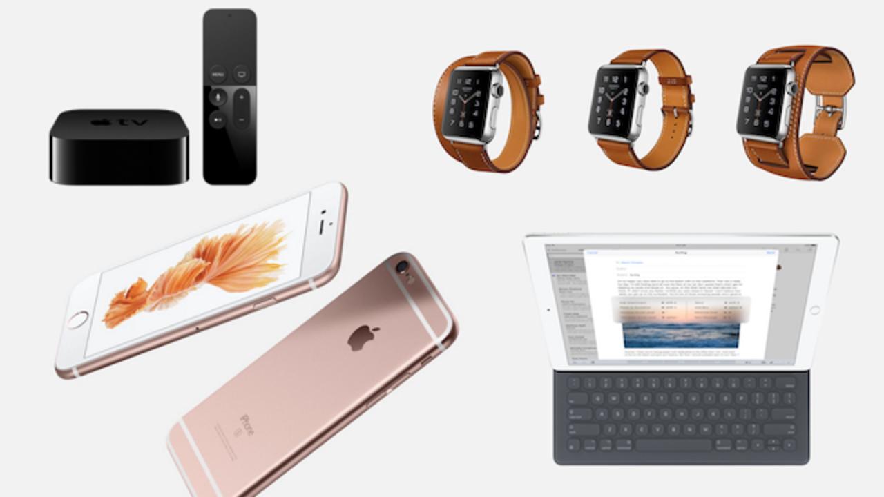 【完全版まとめ】アップル発表会:iPhone 6s/6s Plusの予約は12日16時01分、発売は25日。iPad Proは11月