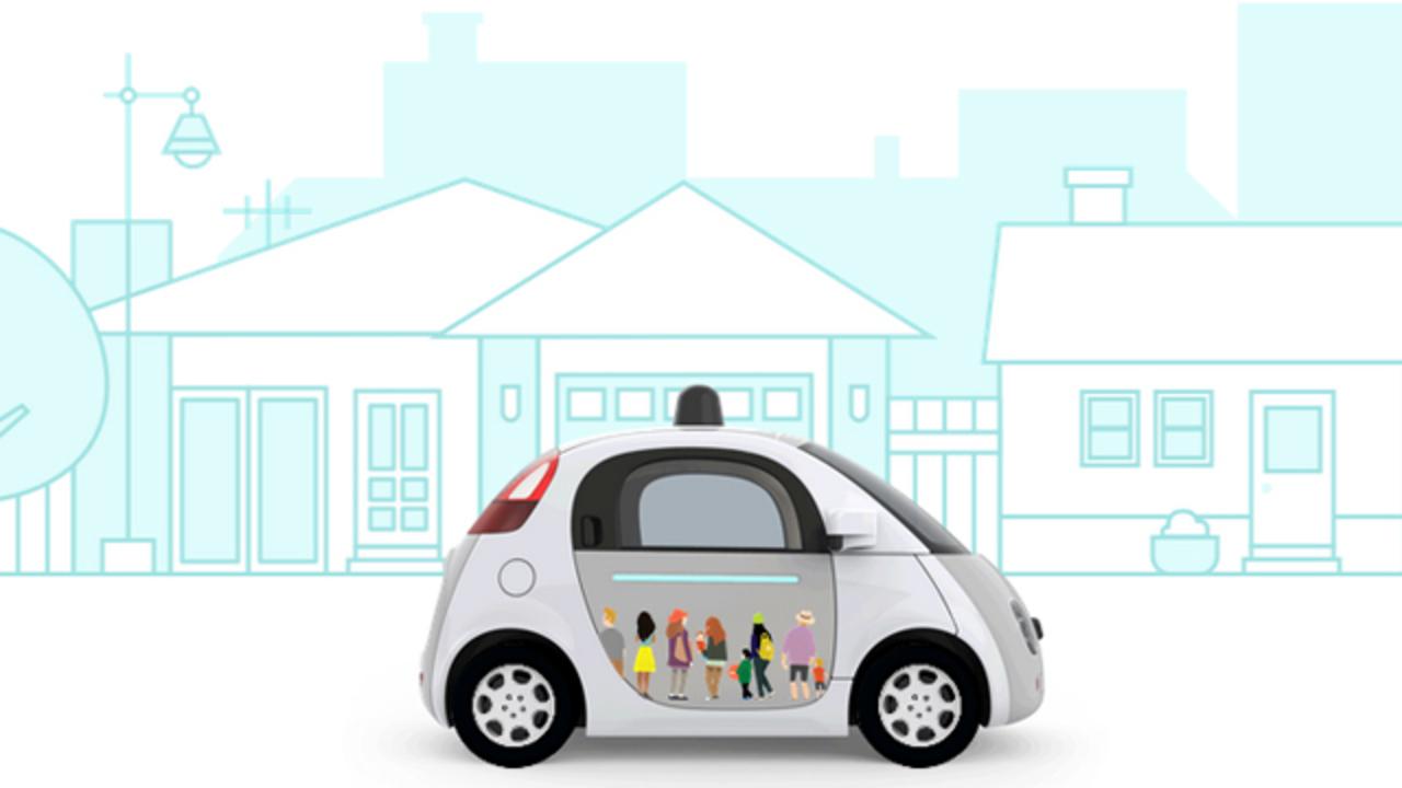 「自動運転車の量産も販売も自社でやるよ」グーグルが認める