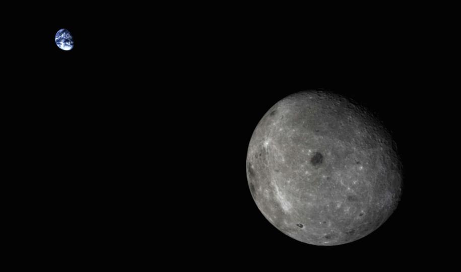 中国が月の裏側へ最初にたどり着くかもしれない