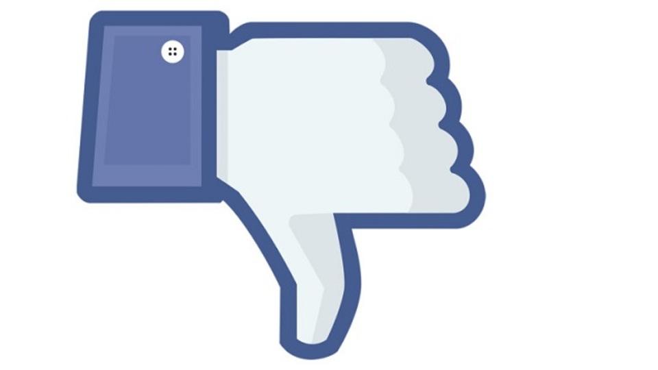 「よくないね!」ボタンをフェイスブックが導入します