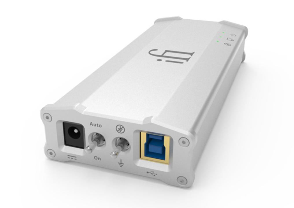 軍事用レーダー技術を使ったオーディオ用USBハブ「micro iUSB3.0」